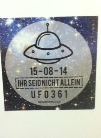 UFO at TU